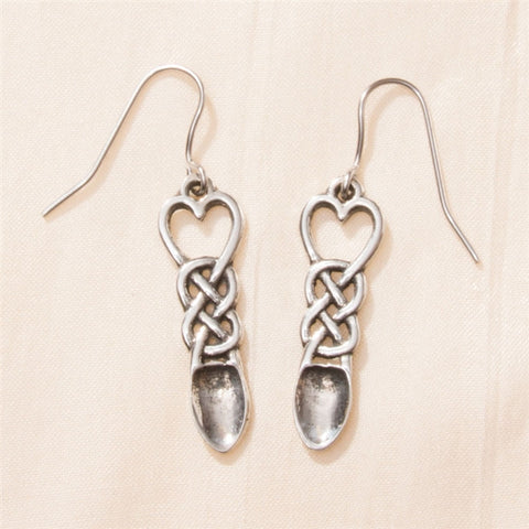 Love Spoon Earrings
