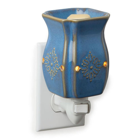 Vintage Azure Plug-In Fragrance Warmer