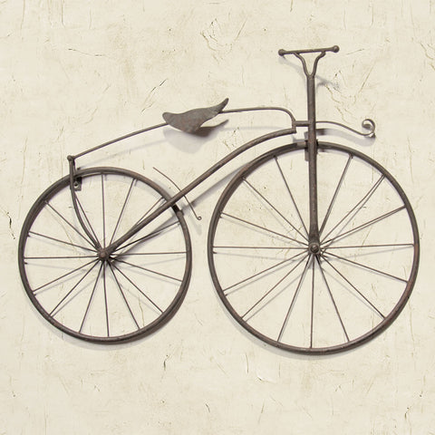 Vintage Bicycle Wall Art (NB)