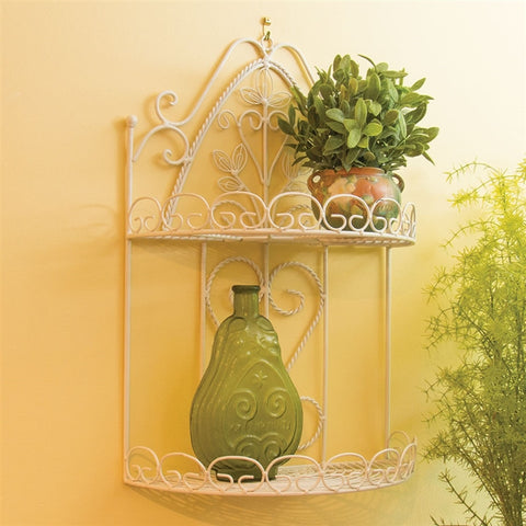 Two-Tier Indoor/Outdoor Shelf (NB)
