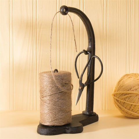 Bundle & Bind Twine Holder With French Shears (NB)