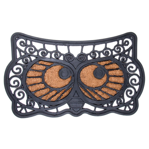 Wise Owl Welcome Doormat