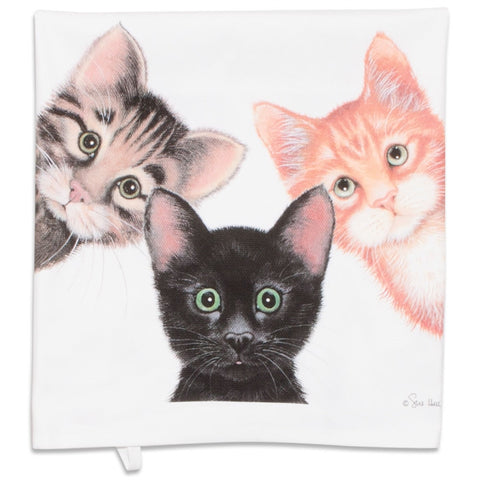 Peeping Toms Kitchen Towel (NB)