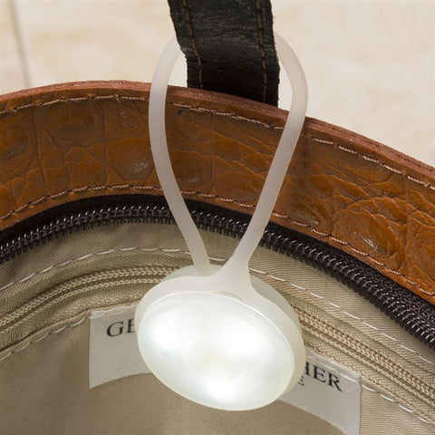 LED Silicone Purse Light