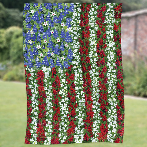 Field of Glory Garden Flag