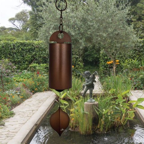 Large Resonant Wind Bell