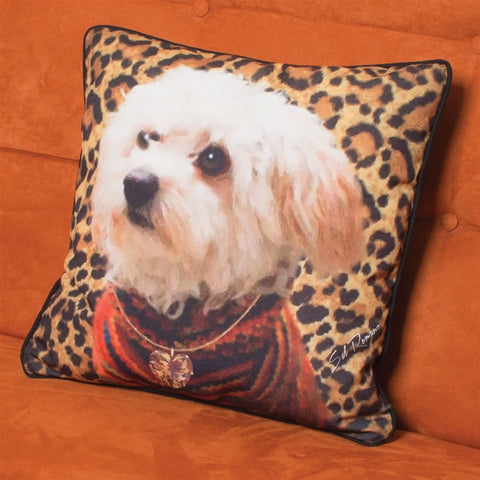 Jack the Maltipoo Pillow