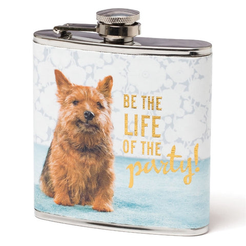 Life of the Party Hip Flask (NB)