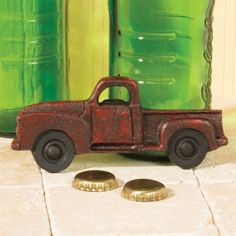 Little Red Truck Bottle Opener (NB)