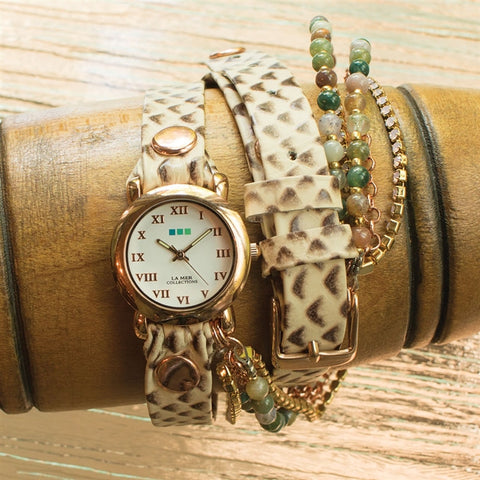 La Mer Camps Bay Bracelet Watch