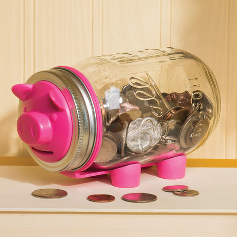 Mason Jar Piggy Bank Kit