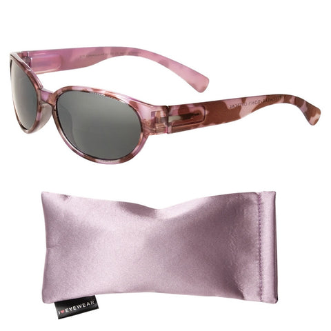 Nala Pink Reader Sunglasses