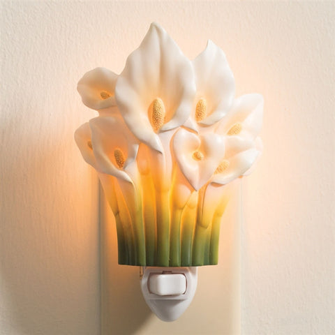 Calla Lilies Nightlight