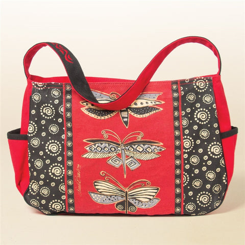 Laurel Burch Dragonflies Hobo