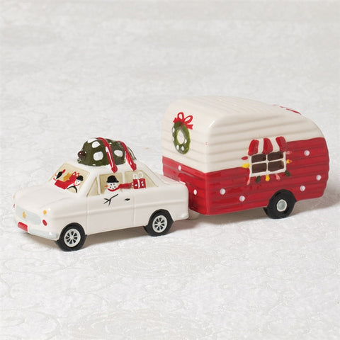 Christmas Vacation Salt & Pepper Shakers