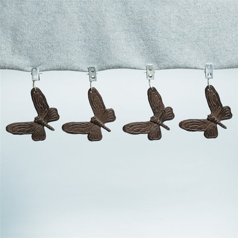 Iron Butterfly Tablecloth Weights