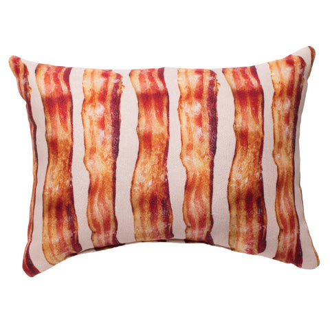 Better With Bacon Pillow