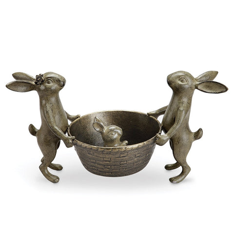 Rabbit Family Plant Holder (NB)