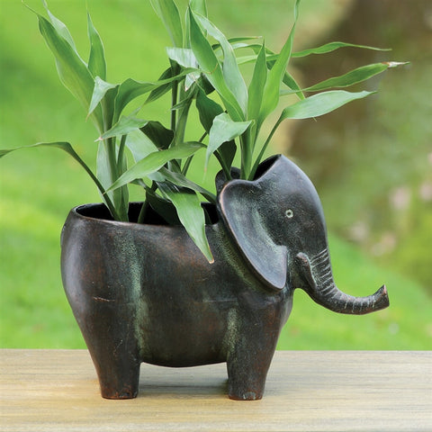 Elephant Plant Holder (NB)