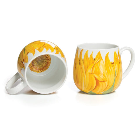 Sunflower Snuggle Mug