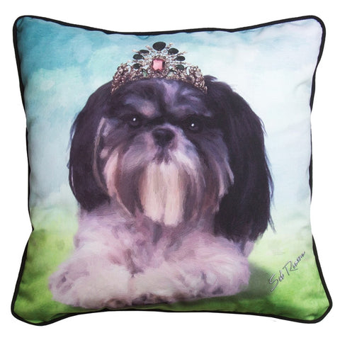 Muey the Shih Tzu Pillow