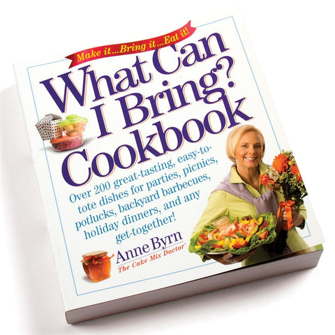 What Can I Bring? Cookbook (NB)