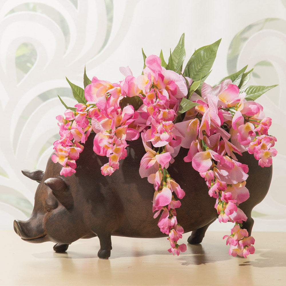 Chevy the Pig Planter (HH)