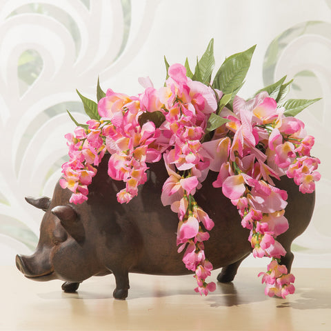 Chevy the Pig Planter (NB)