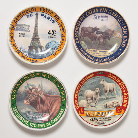 Mini Cheese Label Plates