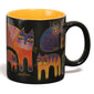 Laurel Burch 'Feline Totem' Mug at Linda Anderson