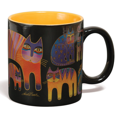 Laurel Burch 'Feline Totem' Mug