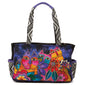 Laurel Burch's Garden Medium Tote