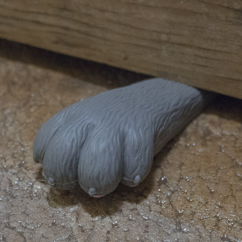 Kitty Cat Paw Door Stop