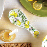Limonata Ruffled Spoon Rest (NB)