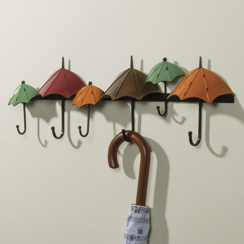 Umbrellas Coat Hook (NB)