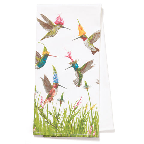 Meadow Buzz Tea Towel
