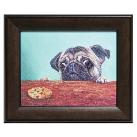 The Ultimate Temptation Framed Print