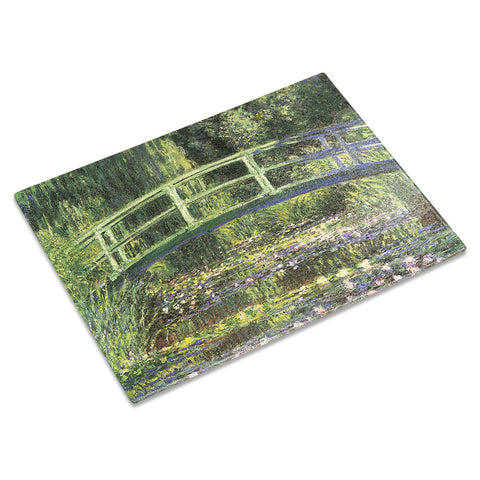 Fine Art Rectangular Glass Cutting Boards