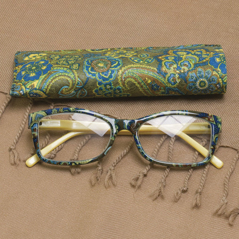 Paisley Passion Reading Glasses