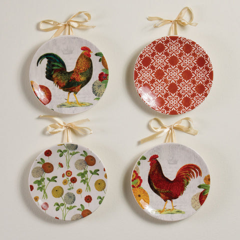 Country French Mini Plates (NB)