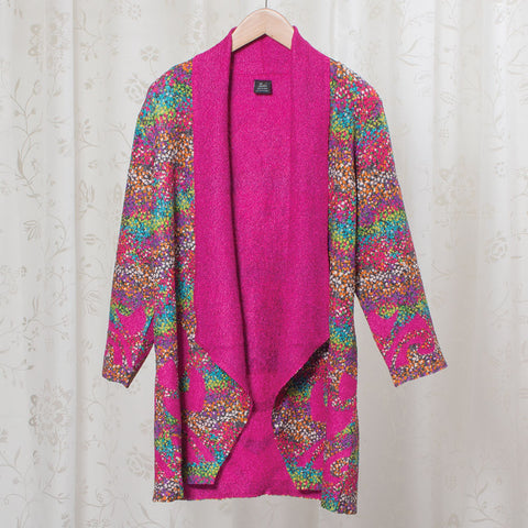 Impressionist Garden Crush Jacket