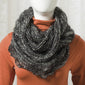 Manhattan Skyline Snood Scarf (NB)