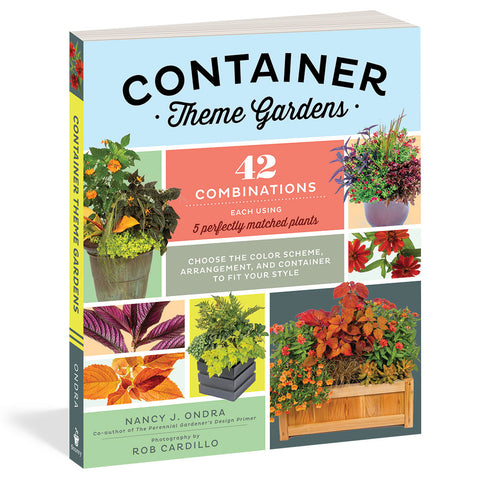 Container Theme Gardens Book (NB)