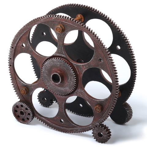 Cogwheels Bottle Rack (NB)
