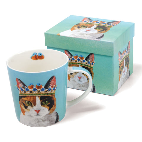 Princess Grace Bone China Mug