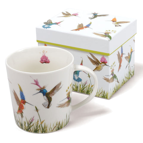 Meadow Buzz Bone China Mug