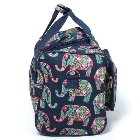 Groovy Elephants Duffel Bag (NB)