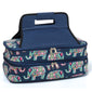 Groovy Elephants Insulated Food Carrier (NB)