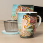 Botticelli 'Birth of Venus' Tea Brewing Set