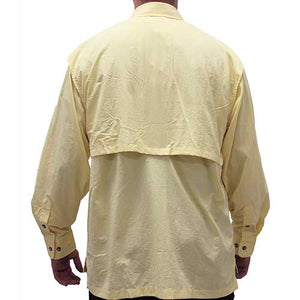 Men's Biscayne Bay Long Sleeve Fishing Shirt